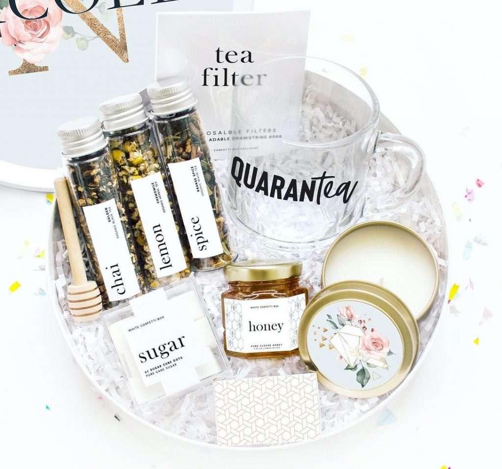 Quarantine Care Package Gift Basket
