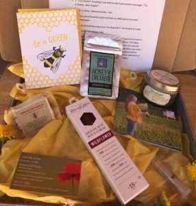 Queen Bee Artisan Gift Box