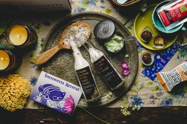 Self-Care Package for Introverts