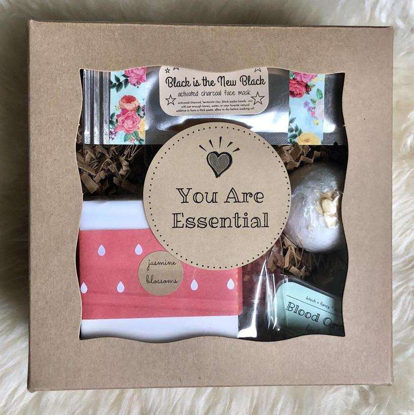 You Are Essential Gift Basket