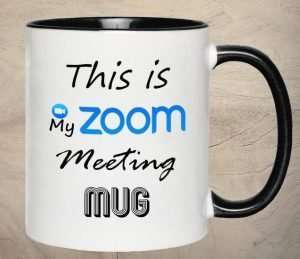 Zoom Meeting Mug