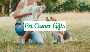 Pet owner gifts