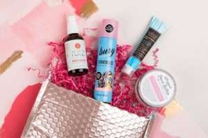 All Girl Shave Club Box