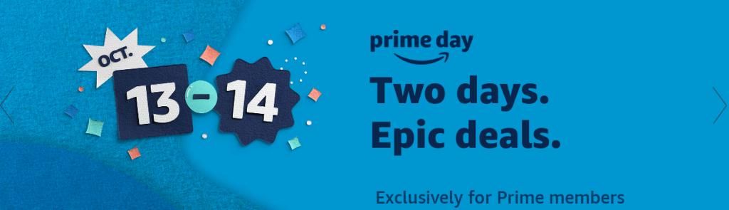 Amazon prime day 2020 announced
