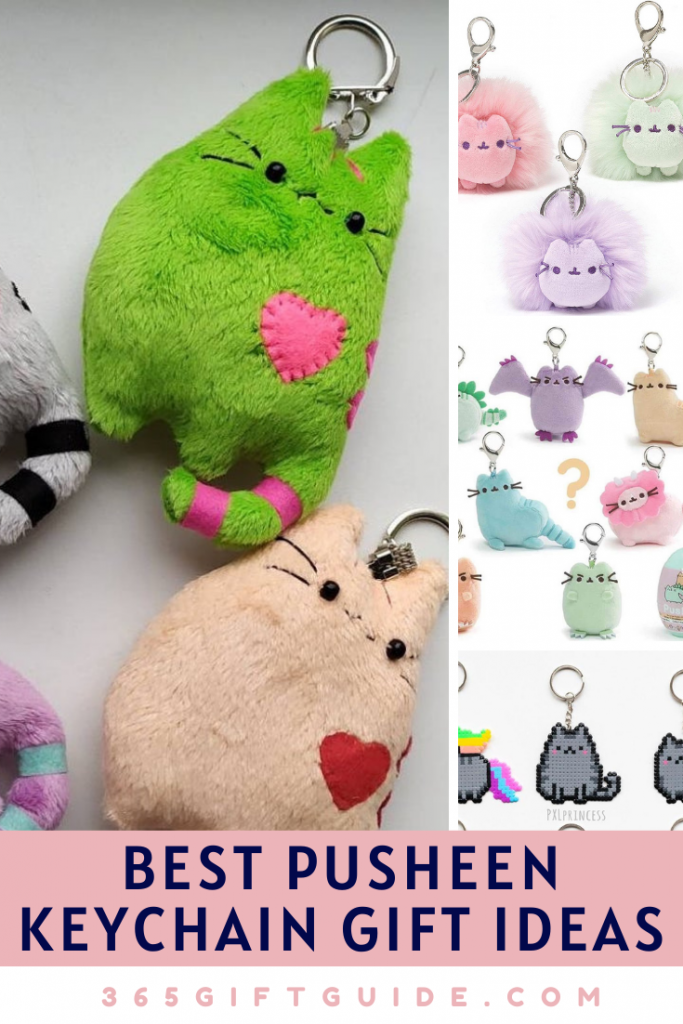 Best pusheen keychain gift ideas