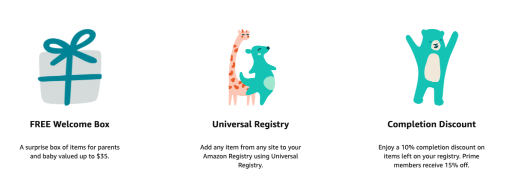 Everything you want to know about setting up your baby registry on Amazon