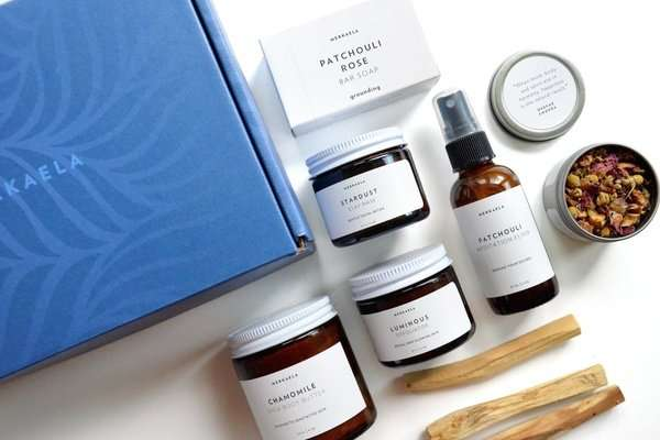 Merkaela Self-care Subscription Box