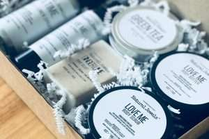 Natural GLOW Box for Brides to Be