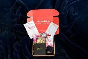 Oh Venus Box for Bride to Be