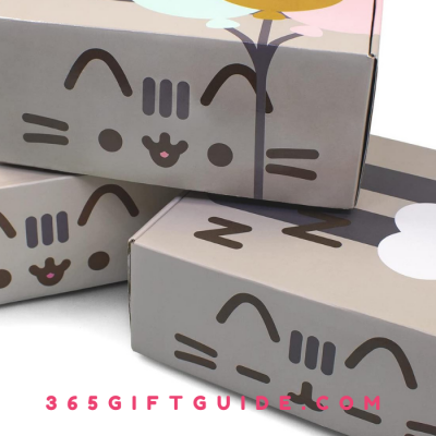 Pusheen box benefits