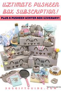 Ultimate Pusheen Box Subscription plus a Giveaway
