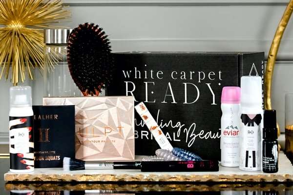 White Carpet Ready Subscription Box