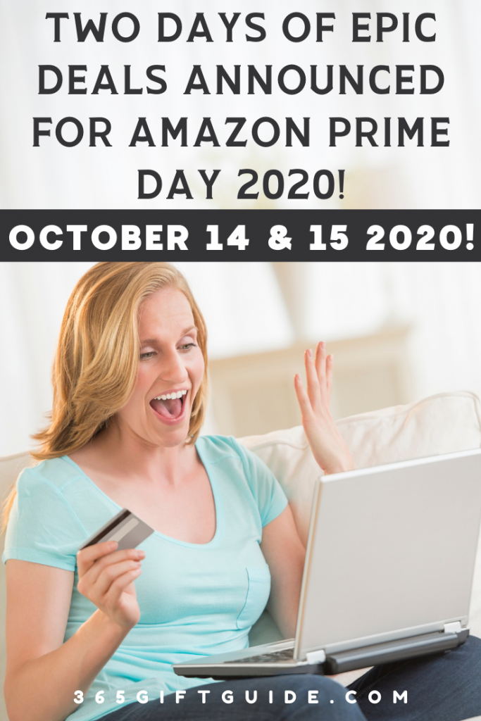two days of epic deals announced for amazon prime day 2020