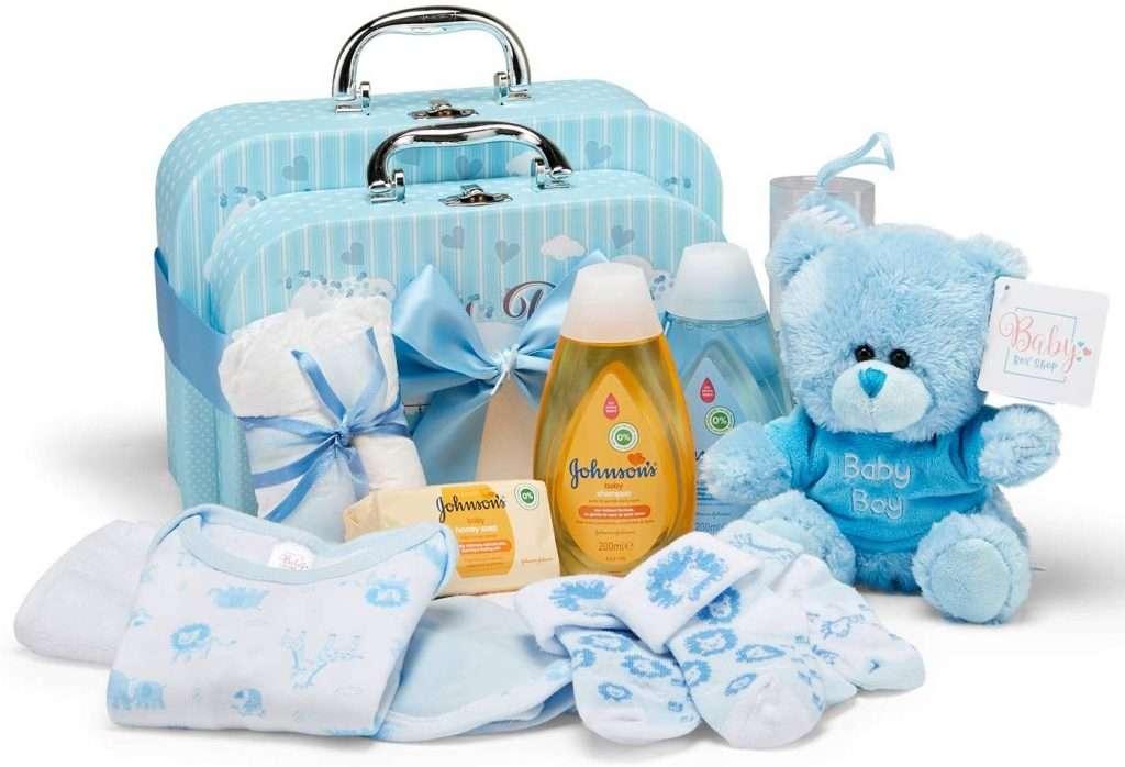 2 Tier Baby Gift Set
