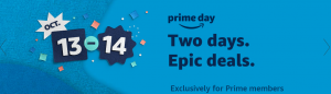Amazon prime day 2020 announced
