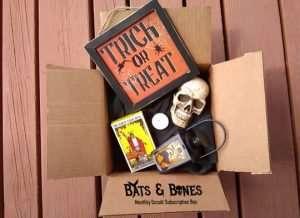 Bats & Bones Box
