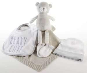 Beary Welcome Baby Gift Basket