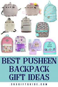 Best pusheen backpack gift ideas