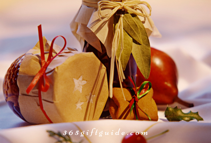 Homemade holiday gifts