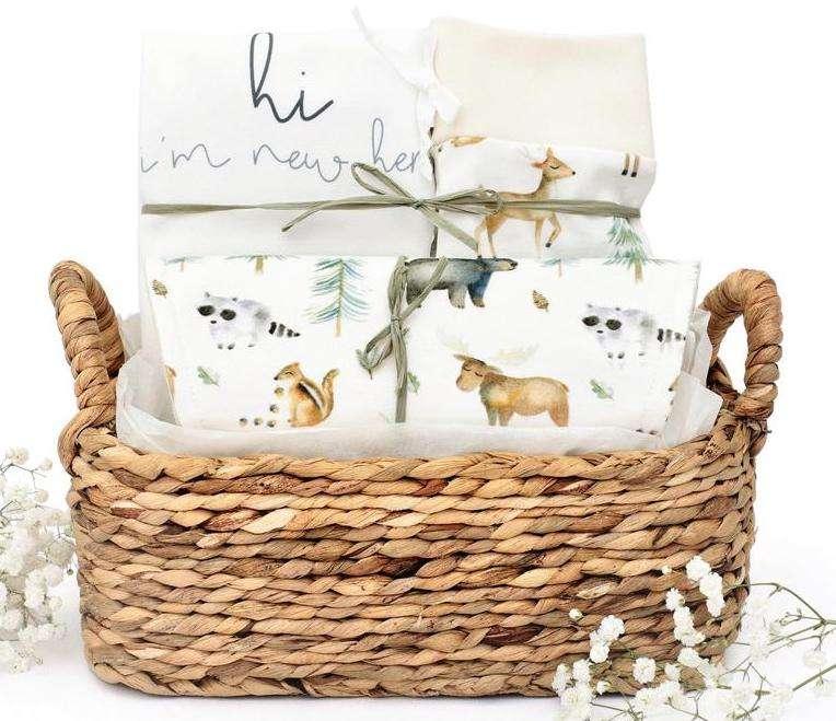Little Nature Lover Baby Gift Basket