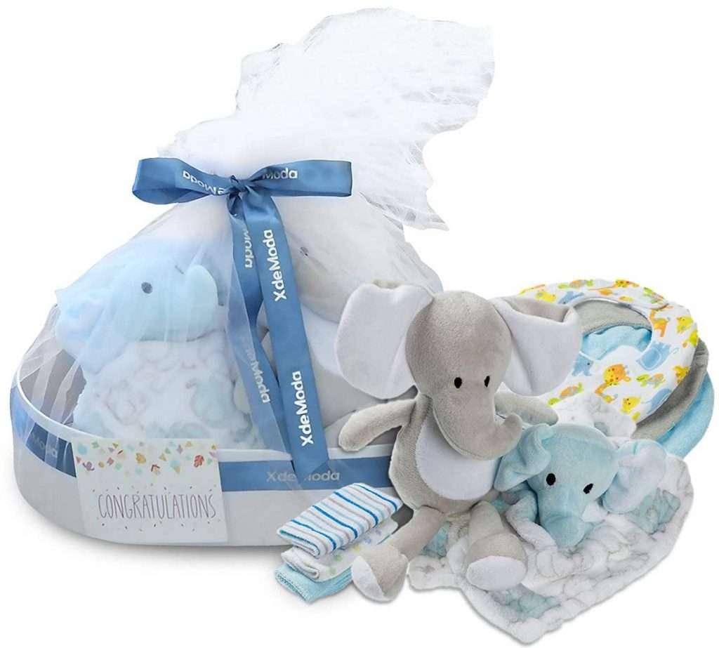Newborn Essential Gift Basket