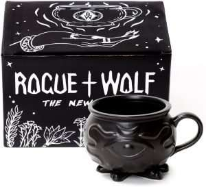 Witch Cauldron Coffee Mug