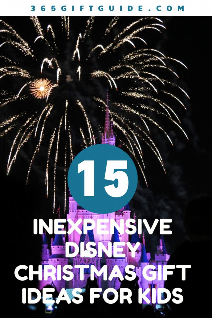 15 Inexpensive Disney Christmas Gift Ideas for Kids