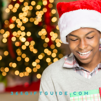 21 Holiday Gift Ideas for Teen Boys