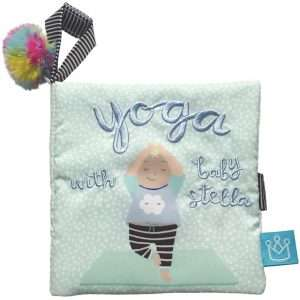 Baby Stella Yoga Soft Book and Baby Doll
