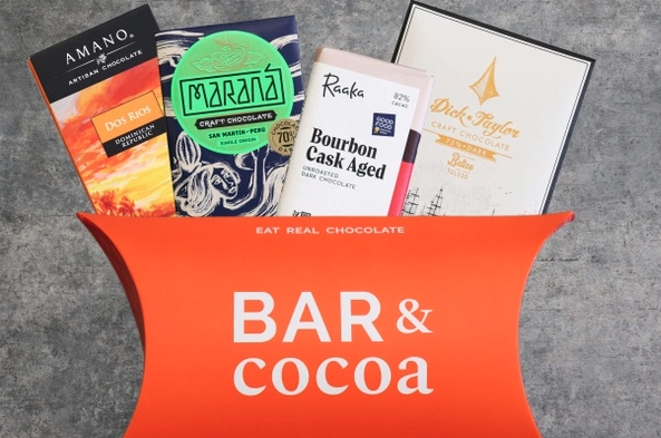 Bar & Cocoa Chocolate Subscription Box