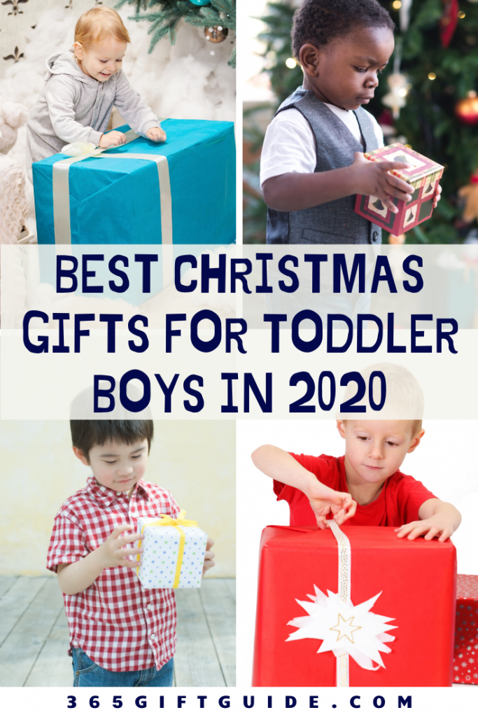 Best Christmas Gifts for Toddler Boys