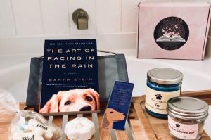 Books & Baths Box