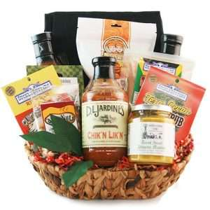 Born To Grill Christmas Grilling Gift Basket