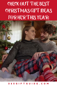 Check out the Best Christmas Gift Ideas for Her this year