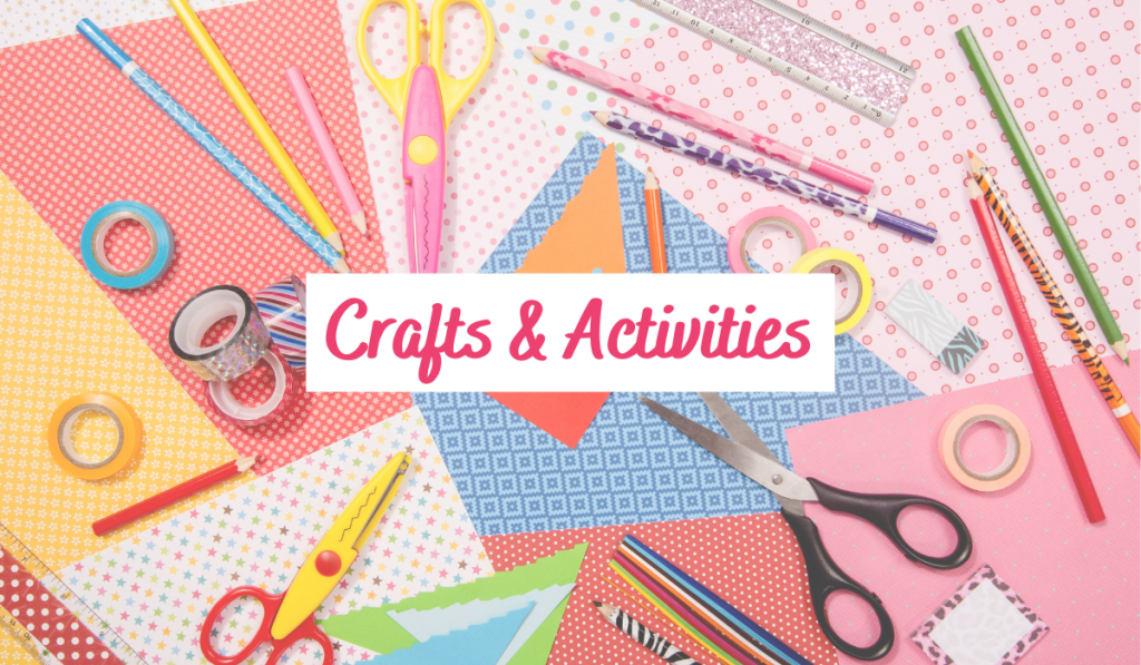 Crafts and activities with 365 gift guide