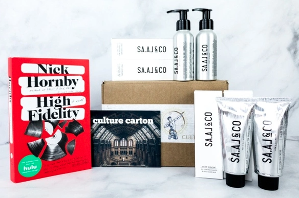 Culture Carton Box for Men