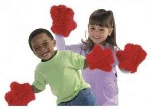 Elmo Tickle Hands for Kids