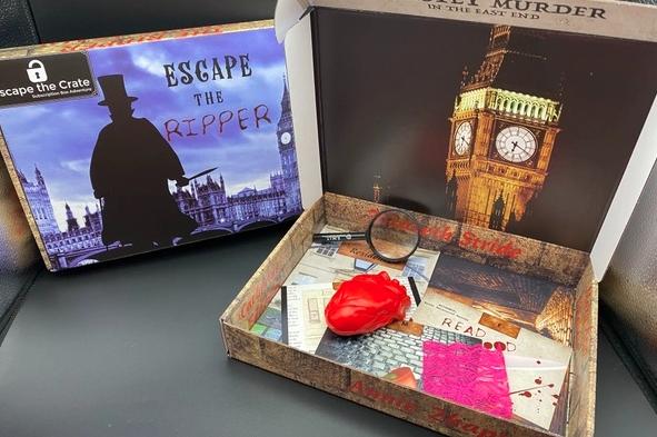 Escape the Crate Box