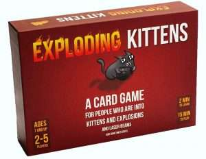 Exploding Kittens Party Game