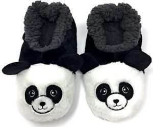 Fuzzy Animal Slippers
