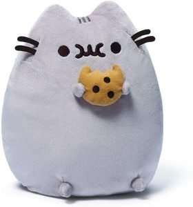 GUND Pusheen Snackable Cookie Plush Stuffed Animal