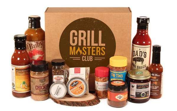 Grill Masters Club Membership