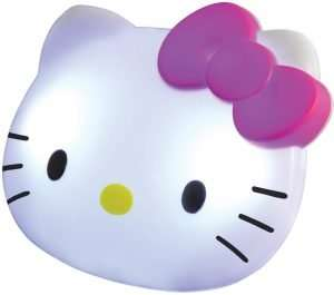 Hello Kitty Handbag Purse Light