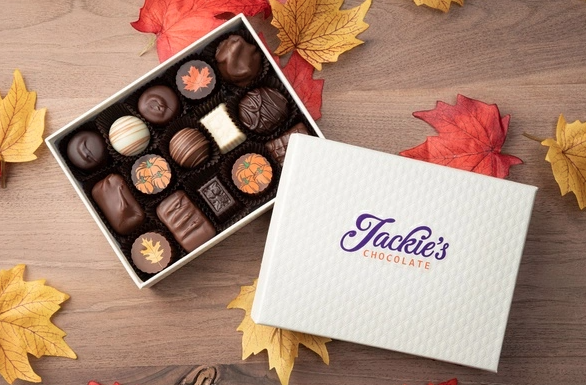 Jackie's Chocolate Subscription Box