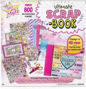Just My Style Ultimate Scrapbook Set
