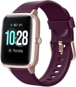 LetsFit Smart Watch Fitness Tracker
