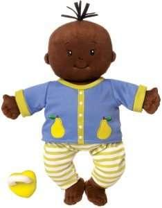 Manhattan Toy Baby Stella Brown