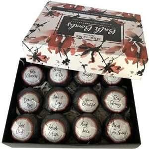 Mineral Me Bath Bombs Gift Set
