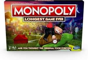 Monopoly- Longest Game Ever Edition