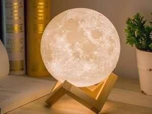 Moon Night Table Lamp